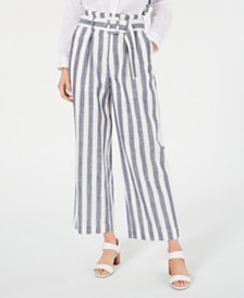 J.O.A. Striped Trousers
