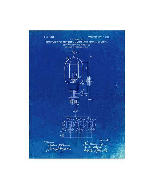 "Trademark Innovations Cole Borders 'Fleming Valve' Canvas Art - 32"" x 24"" x 2"""