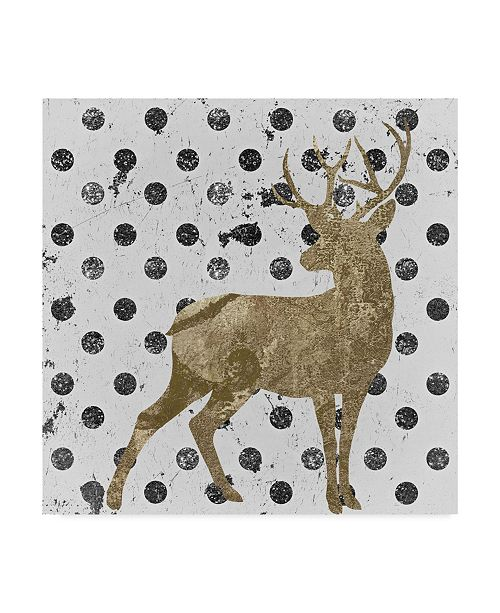 """Trademark Global Color Bakery 'Glam Forest 2' Canvas Art - 24"""" x 2"""" x 24"""""""