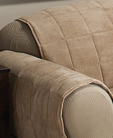 P/Kaufmann Home Faux Suede Ultimate Sofa Protector