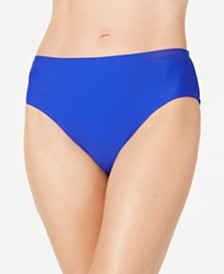 Island Escape Hipster Bikini Bottoms, Created for Macy's