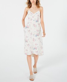 LEYDEN Camisole Midi Dress
