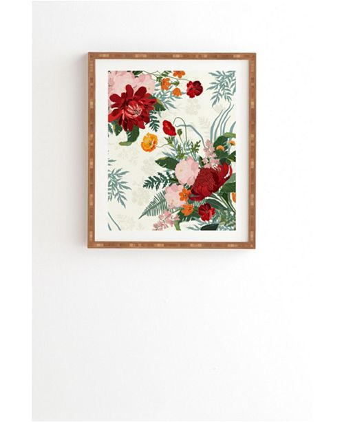 Deny Designs Gemma Meadow Framed Wall Art