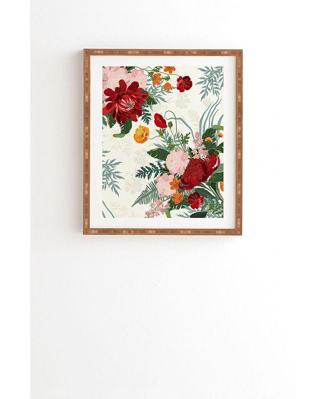 Deny Designs Gemma Meadow Framed Wall Art