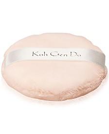 Koh Gen Do Face Powder Puffs, 2-Pk.
