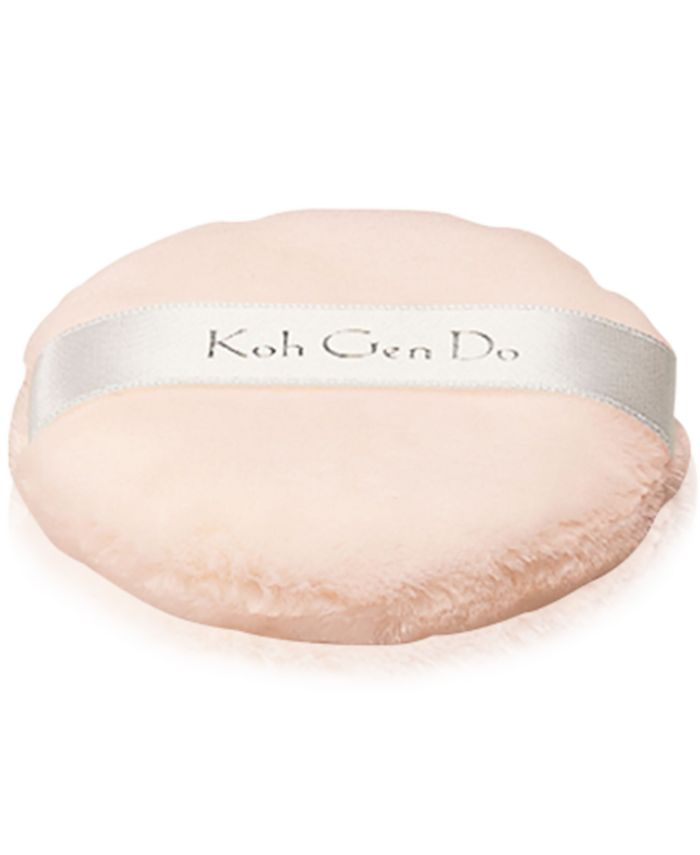 Koh Gen Do - Face Powder Puffs, 2-Pk.