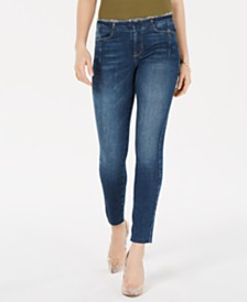 GUESS Restructured Sexy Curve Skinny Jeans