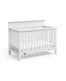 Graco Georgia 4-In-1 Convertible Crib