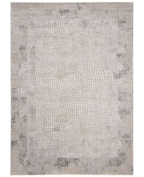 """Safavieh Meadow Taupe and Gray 5'3"""" x 7'6"""" Area Rug"""