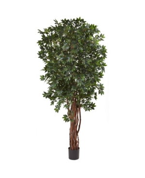 Nearly Natural 7.5' Lychee Silk Tree