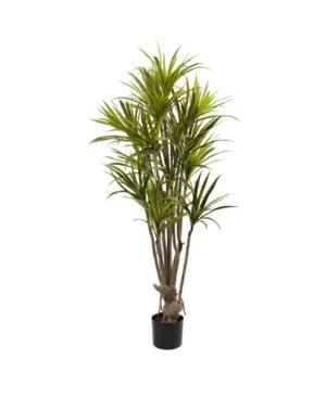 Nearly Natural 5' Dracaena Silk Tree