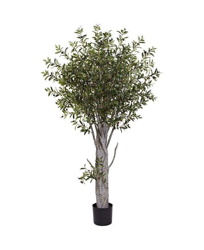 Nearly Natural 6' Olive Tree