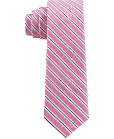 Tommy Hilfiger Toddler & Little Boys Dallas Stripe Silk Tie