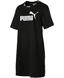 Puma Amplified Logo T-Shirt Dress