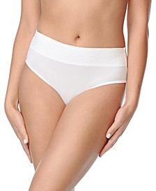 Warners Women's No Pinching. No Problems.® Lace Trim Hipster Underwear RU7401P