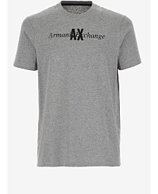 A|X Armani Exchange Men's Patch Logo T-Shirt