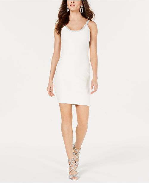 Marciano Scoop-Back Bodycon Dress, Created for Macy's