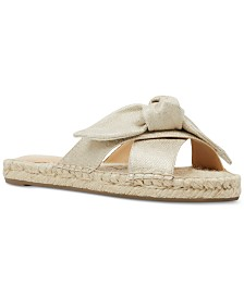 Nine West Brielle Knotted Espadrille Sandals