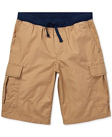 Polo Ralph Lauren Toddler Boys Cotton Pull-On Cargo Shorts