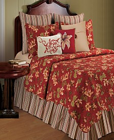 Lily Garden Twin 2 Piece Quilt Set