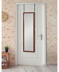 Mirrotek Over The Door Wall Mounted Combination Armoire