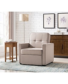 Chandler Convertible Arm Chair Bed