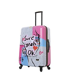 "Nikki Chalinau Sure 28"" Hardside Spinner Luggage"
