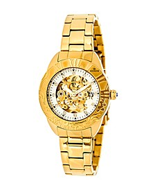 Godiva Automatic Gold Stainless Steel Watch 38mm