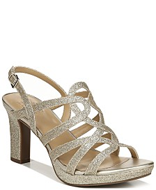Naturalizer Cameron Ankle Strap Sandals