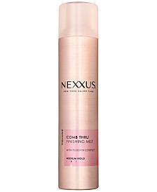 Nexxus Comb Thru Finishing Mist Hairspray, 10-oz.