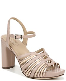 Naturalizer Jules Ankle Strap Sandals