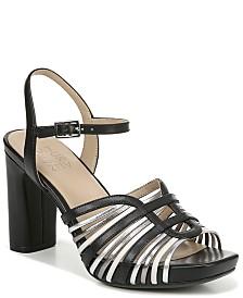 Naturalizer Jules Ankle Strap Sandals