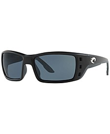 Polarized Sunglasses, PERMIT POLARIZED 60