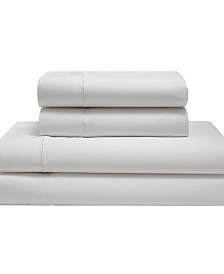 Silky Soft Long Staple Cotton Solid California King Sheet Set