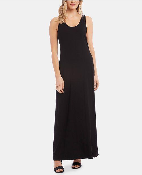 Karen Kane Cara Crossback Maxi Dress