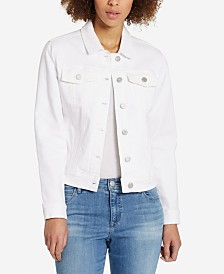 Skinny Girl Classic Denim Jacket