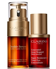 Clarins 2-Pc. Face & Eye Wonders Set