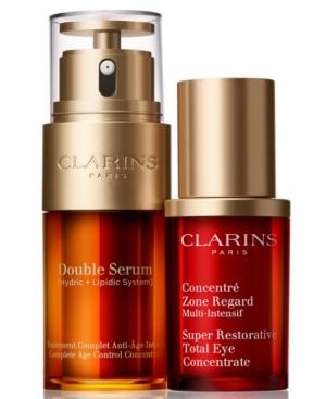Clarins 2-Pc. Face & Eye Wonders Set
