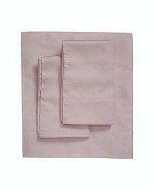 Sateen 300Tc Sheet Set Solid, Queen