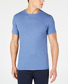 Men's Cool Ultra-Soft Light Weight Crew-Neck Sleep T-Shirt