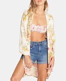 Billabong Juniors' Fire Nights Kimono