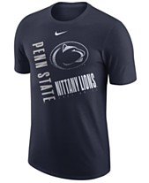 new arrival 97169 60c58 Nike Men s Penn State Nittany Lions Dri-Fit Cotton Just Do It T-Shirt