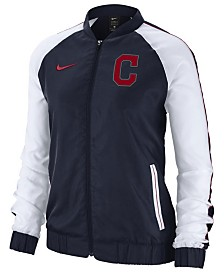 Nike Women's Cleveland Indians Varsity Track Jacket