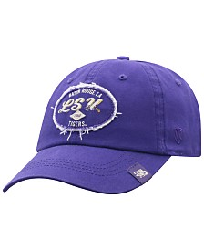 Top of the World LSU Tigers Tatter Easy Strapback Cap
