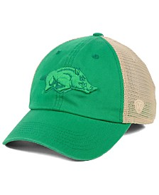 Top of the World Arkansas Razorbacks Snog St. Paddys Adjustable Cap