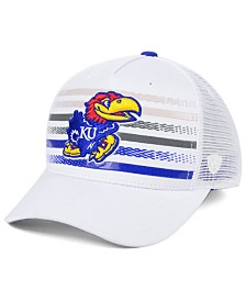 Top of the World Kansas Jayhawks Tranquil Trucker Cap