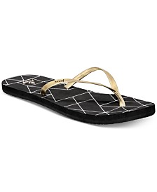 REEF Women's Bliss-Full Flip-Flop Sandals