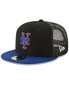 New York Mets Coop All Day Mesh Back 9FIFTY Snapback Cap