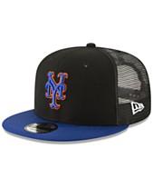 big sale 7f06c ec2f7 New Era New York Mets Coop All Day Mesh Back 9FIFTY Snapback Cap