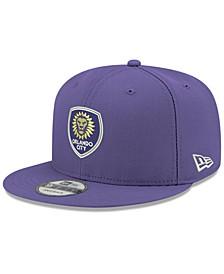 Little Boys Orlando City SC Core 9FIFTY Snapback Cap